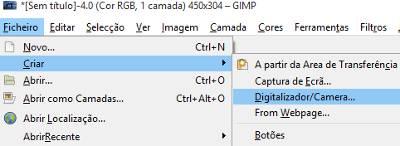 Como digitalizar fotos / imagens [Gimp]