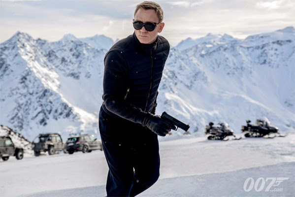 Watch: First Behind-the-Scenes Video for 007's Next Movie 'Spectre'