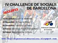 IV CHALLENGE SOCIALS BCN 2012-2013