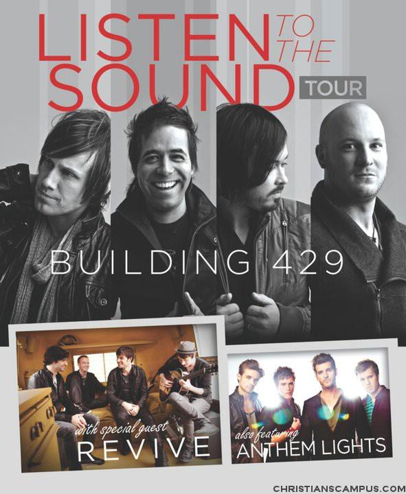 Building 429 Tour till 2011