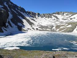 Lacs au départ de la Fruitière
