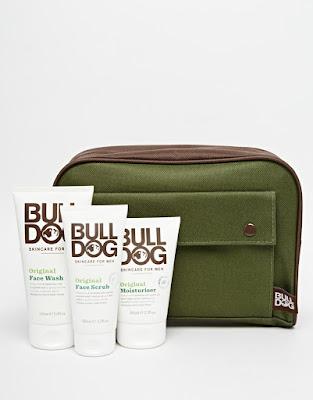 Bulldog skincare wash bag