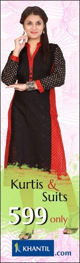 Khantil, V Shop Coupon offers, 599