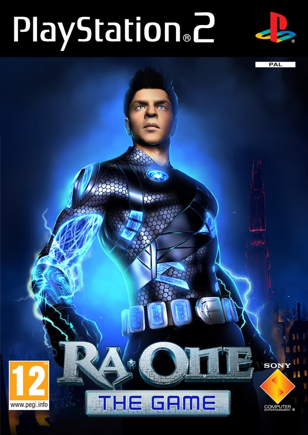 RA.ONE The Game - PS2 Game