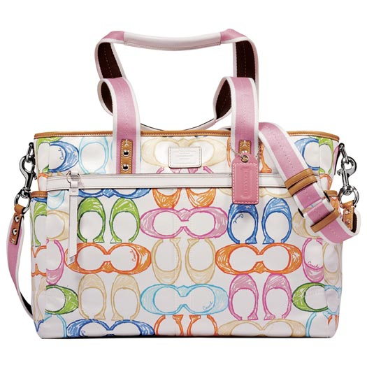 Bag Diaper Images: Bag Coach