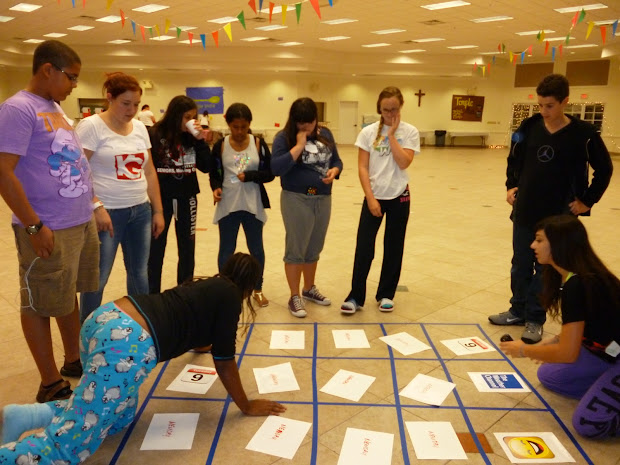Church Youth Group Activities Ideas