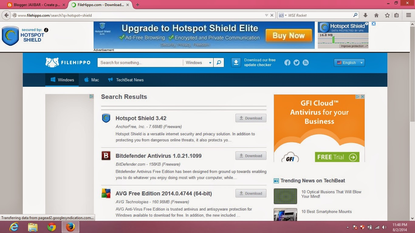 Unblock utorrent and other blocked site using hotspot shield jaxbar after download run this software and enjoy all blocked sites and utorrent ccuart Image collections