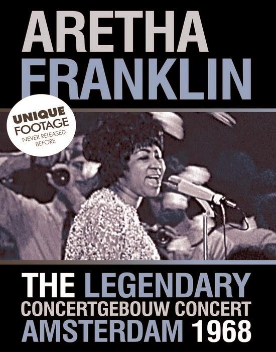 Aretha Franklin - Live Amsterdam 1968 ... 42 minutos