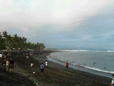 saba beach bali