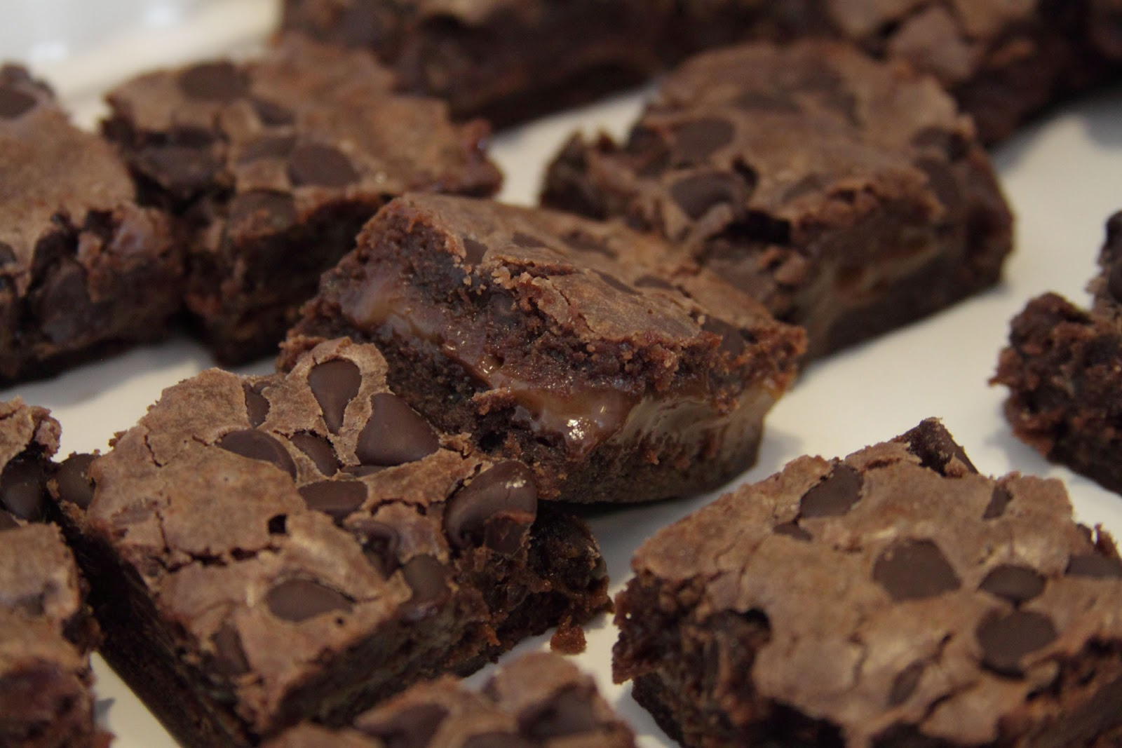 Our Family Bistro: Quite Possibly the Best Brownies Ever