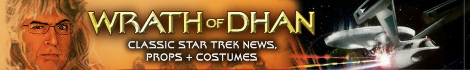 Wrath of Dhan Star Trek Prop Blog