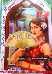 FOTOS REVISTA FERIA ARCOS INFORMACIÓN  2004