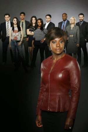 "Review of ""How to Get Away with Murder."""