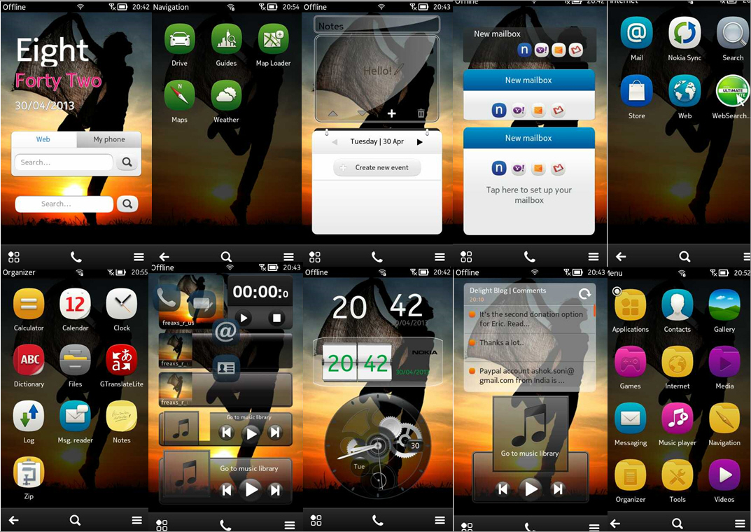 You are here home mobiles devices symbian anna update 25 7 - Delight Team