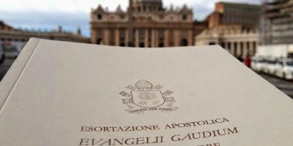 Materiales para la reflexión sobre la Evangelii Gaudium preparados por la parroquia de Guadalupe de Cáceres