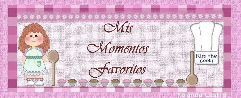 Mis Momentos Favoritos