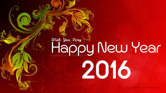 Happy New Year 2016 Images Mobile