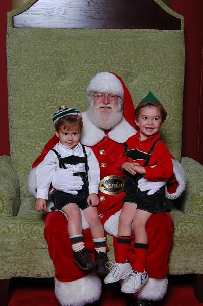 Santa Claus Funny Pictures