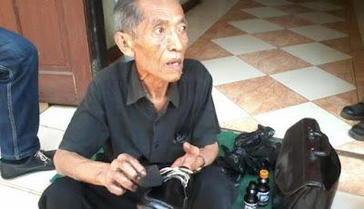 kakek rubaini mahir 7 bahasa asing