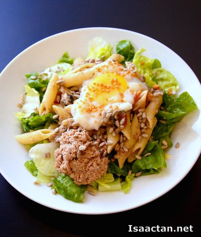 Tuna Pasta Salad - RM14.90