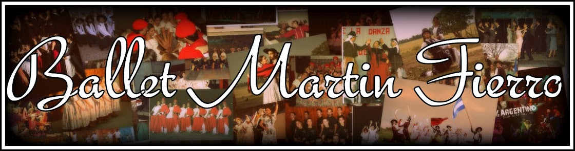 Ballet Martin Fierro