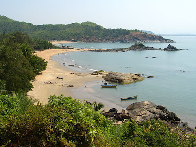 Picture of Gokarna Hindu Pilgrimage destination in Karnataka India