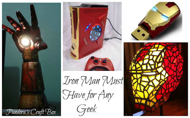 iron man, iron man 3, geek, iron man craft, iron man DIY, 