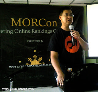 An Overview - Mastering Online Ranking Conference 2011 [MORCon] 5