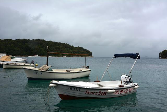 Cavtat Croatia Rent a boat