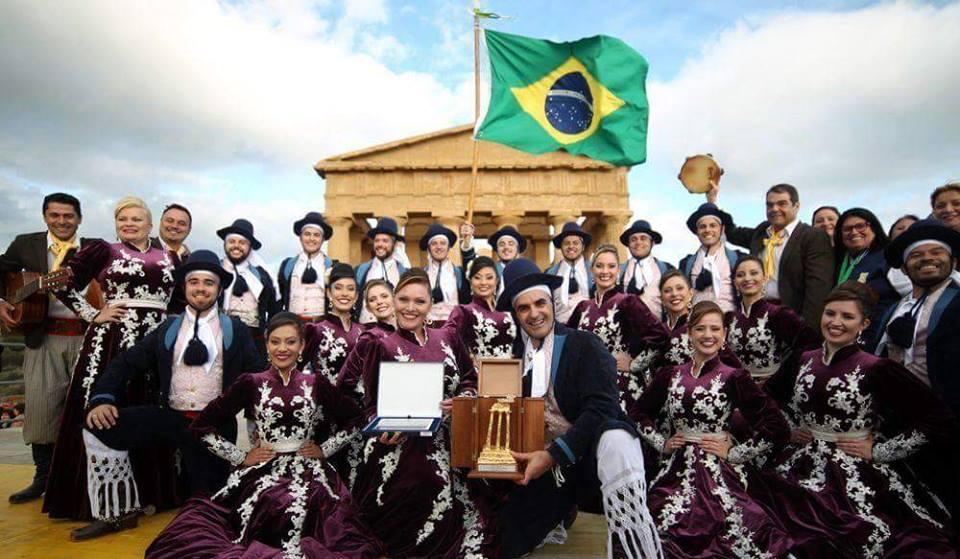 CTG Aldeia dos Anjos - Campeão do 61° Festival de Folclore da Itália
