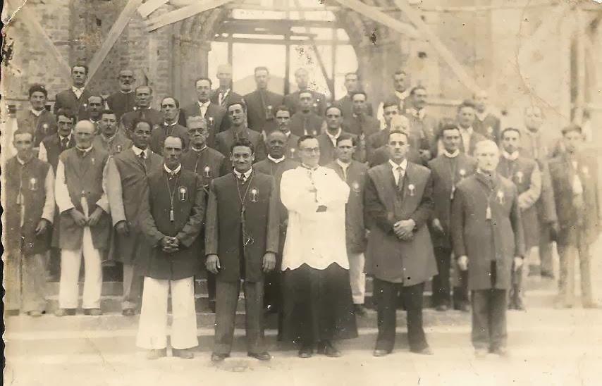 O padre Francisco Ribeiro