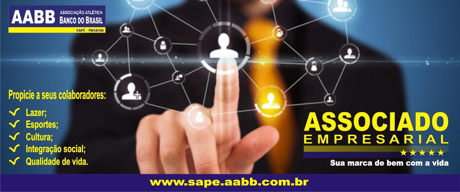 ASSOCIADO EMPRESARIAL - Clique e associe sua empresa
