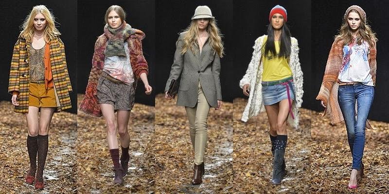 Как модно одеваться девушке