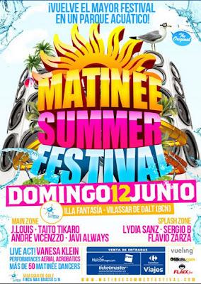 Matinee Summer Festival 2011 - Barcelona Sights blog