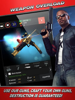 Download All Guns Blazing v1.701 MOD Apk + OBB Unlimited Ammo