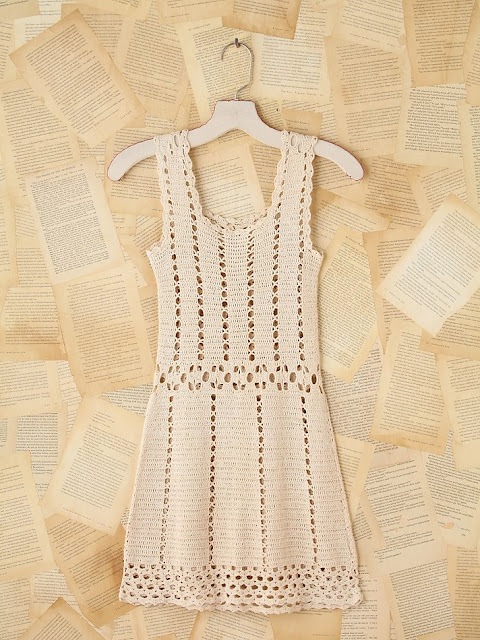Crochet Patterns to Try: Crochet Free People Vintage Mini ...