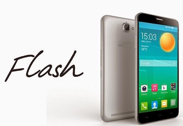 Harga Alcatel OneTouch Flash terbaru 2015