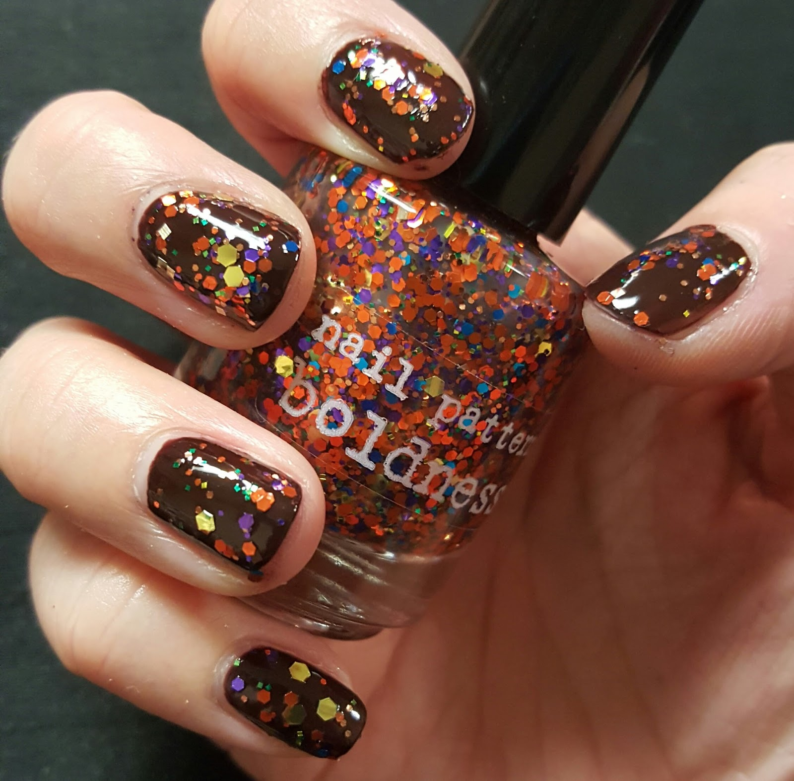 Glimmer and Glitter - A Nail Polish Blog: Fall Glitters