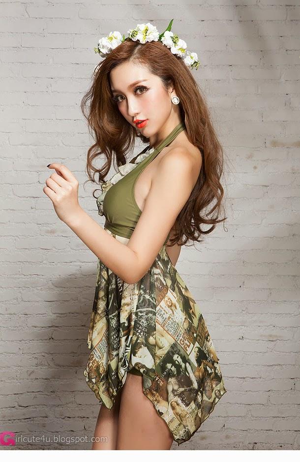 5 Zong Yi Pu - Swimsuit - very cute asian girl-girlcute4u.blogspot.com