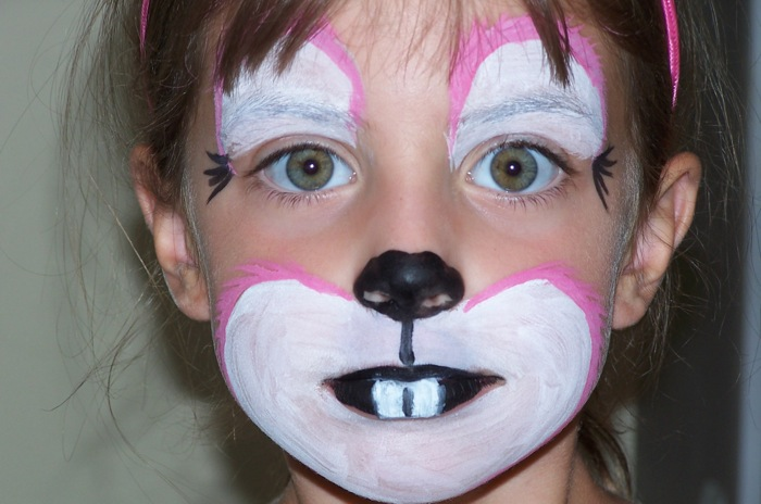 Face Painting patterns: January 2013