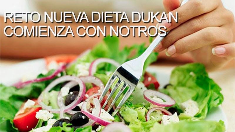 reto nueva dieta dukan