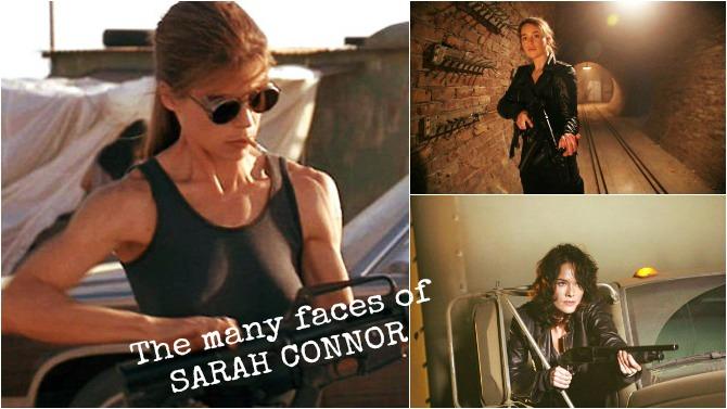 Sarah connor porn