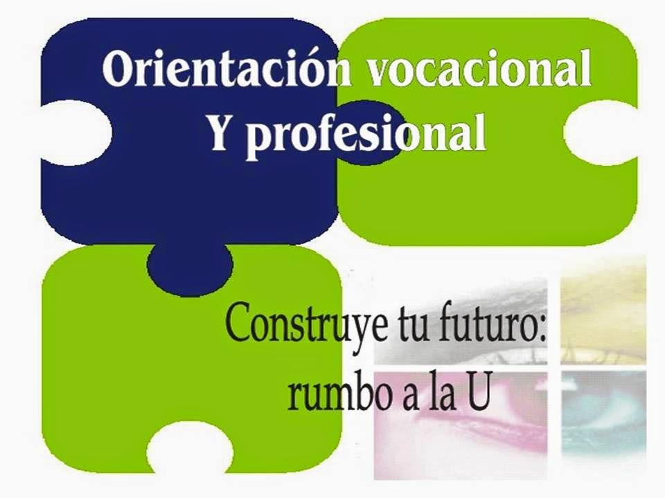 Orientaci n vocacional orientaci n vocacional - Orientacion de un piso ...