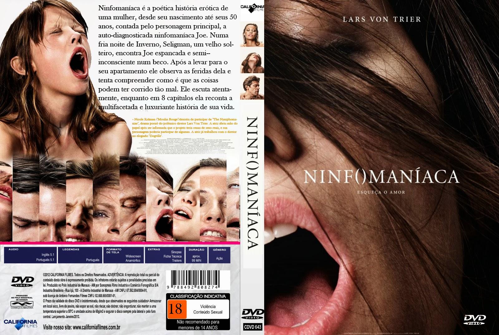 Duologia Ninfomaníaca Duologia Ninfomaníaca Ninfoman C3 ADaca  E2 80 93 Volume 1