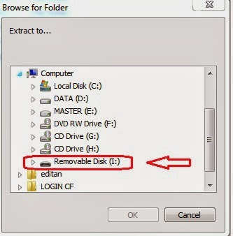 pilih+flash cara membuat flashdisk boot Untuk windows 7 atau windows 8
