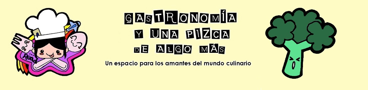 Gastronoma y una pizca