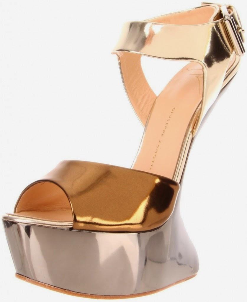 Giuseppe Zanotti Women's I20239 Platform Sandal