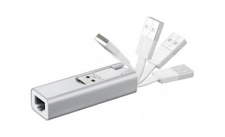 Asus WL-330NUL Small USB Wireless Router
