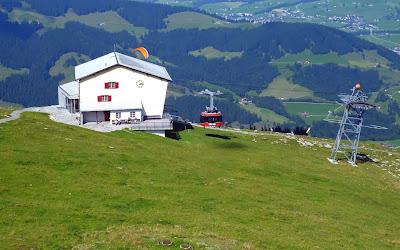 teleférico de Ebenalp - Suíça
