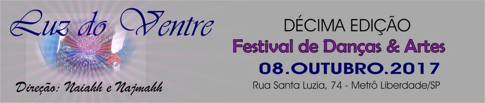 Luz do Ventre Festival de Danças e Artes